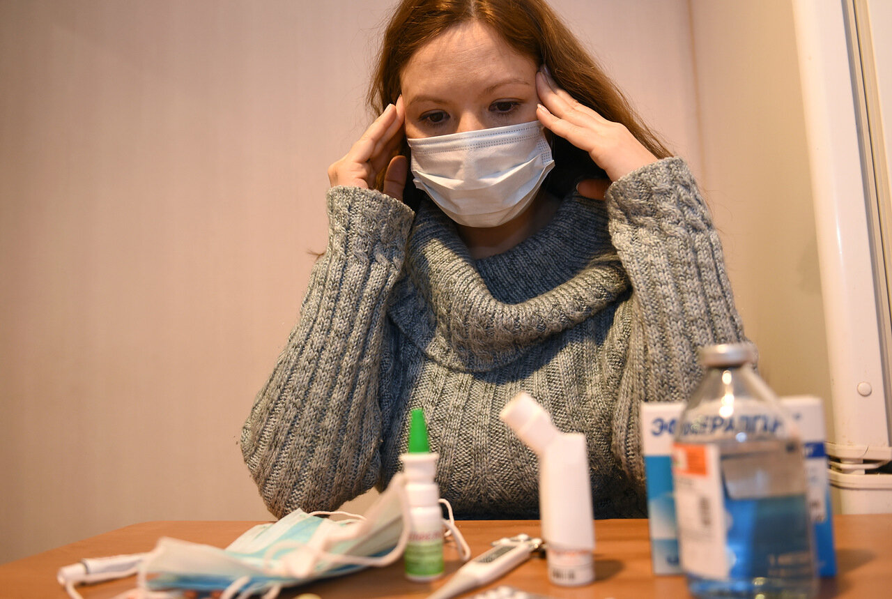 Acute respiratory infections and influenza. Prevention